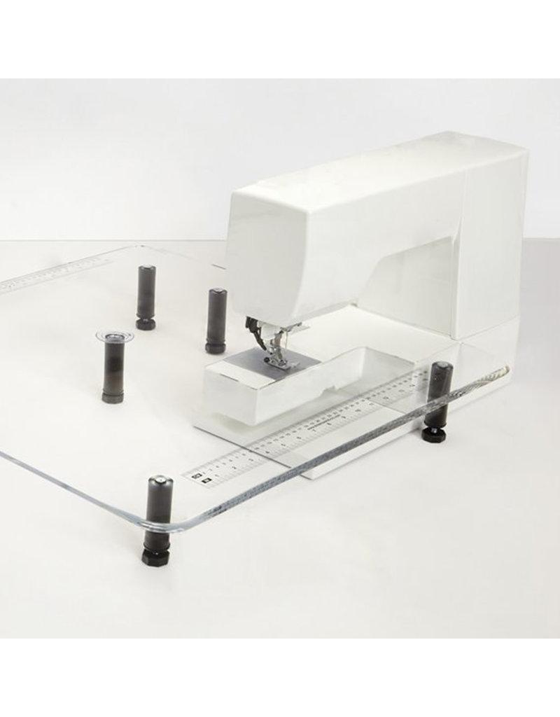 Table A Machine A Coudre sew steady table de rallonge mac 24x24 avec pattes