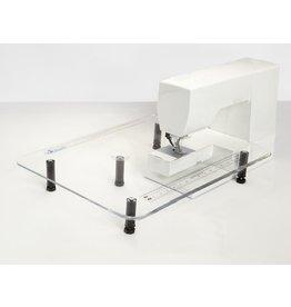 Sew Steady Table de rallonge machine à coudre 18X24 avec pattes
