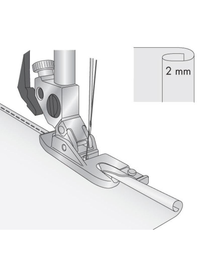Pfaff 308-8F PFAFF Pied pour ourlet roulé 2mm