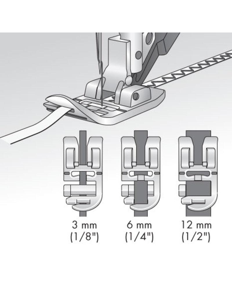 Pfaff 308-5D PFAFF Pied pour bordures fantaisie avec système IDT™
