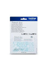 Brother ScanNCut Tattered Lace Collection 1