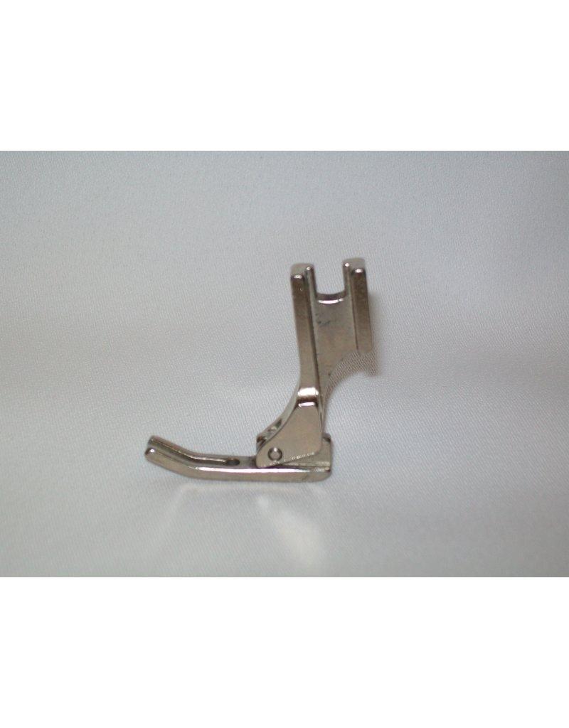 Industriel Hinged split zipper foot