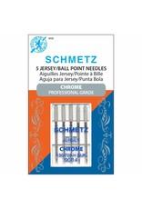 Schmetz Aiguilles de chrome à bout rond Schmetz - 90/14