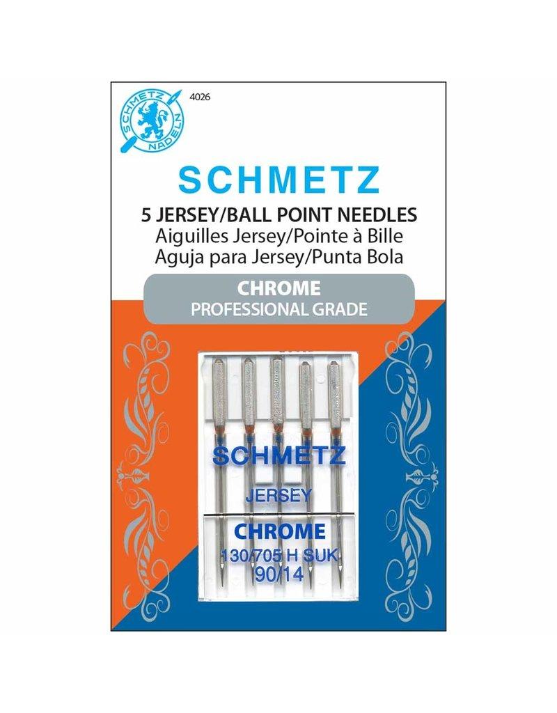 Schmetz Schmetz needles Chrome Ball point 90/14