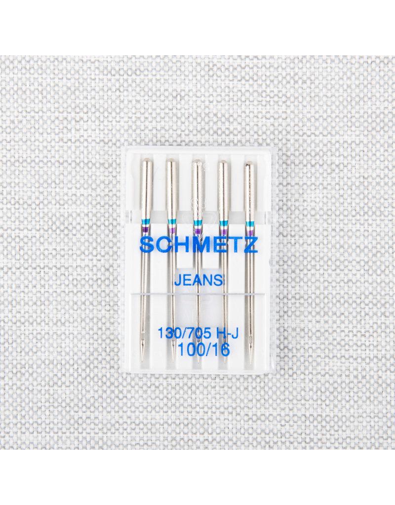 Schmetz Aiguilles à denim Schmetz - 100/16