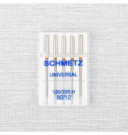 Schmetz Aiguilles Schmetz Universelles 80/12