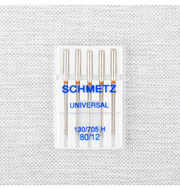 Schmetz Aiguilles universelles Schmetz - 80/12