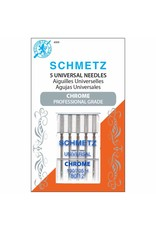 Schmetz Schmetz universal chrome needles - 80/12
