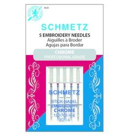 Schmetz Schmetz needles Chrome embroidery 90/14
