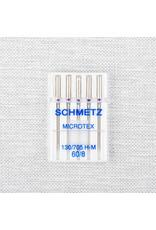 Schmetz Aiguilles Schmetz Microtex 60/8