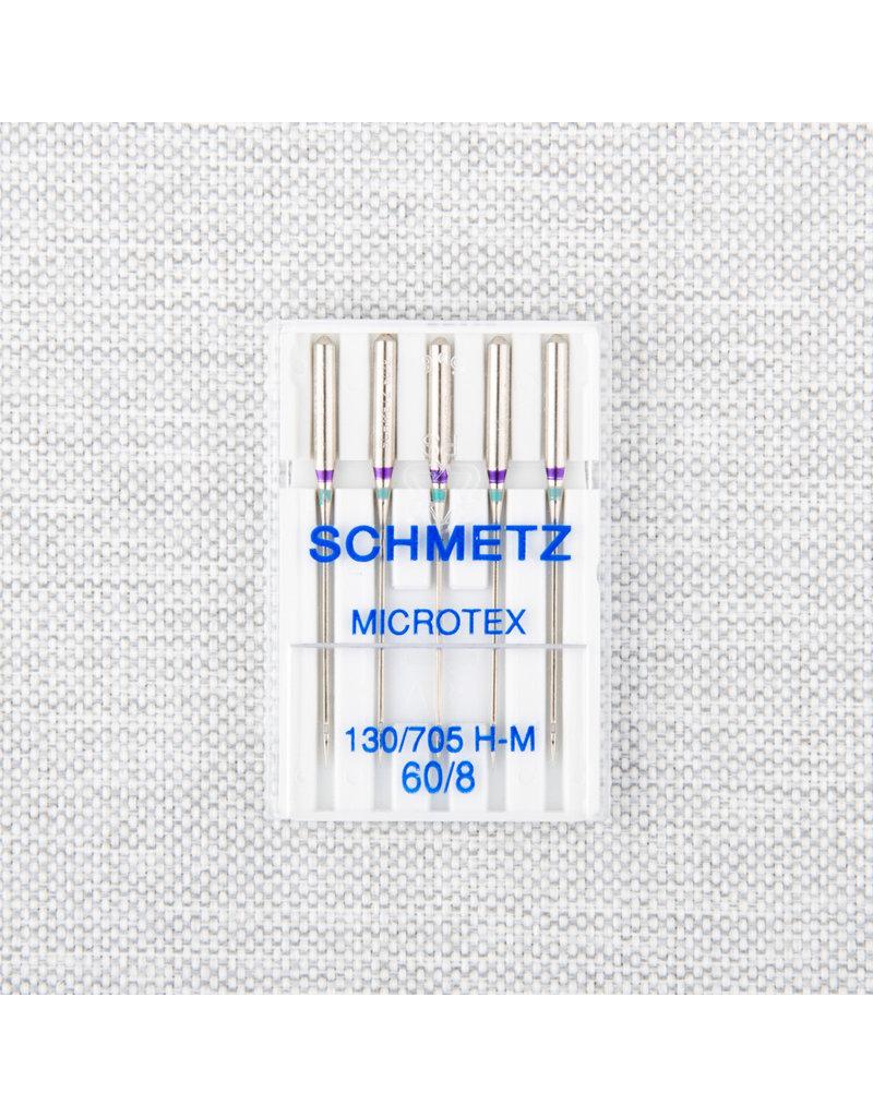 Schmetz Schmetz needles Microtex 60/8