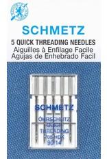 Schmetz Aiguilles à enfilage facile Schmetz  - 90/14