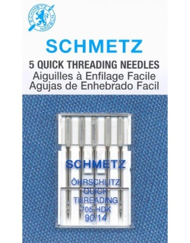 Schmetz Schmetz quick threading needles - 90/14
