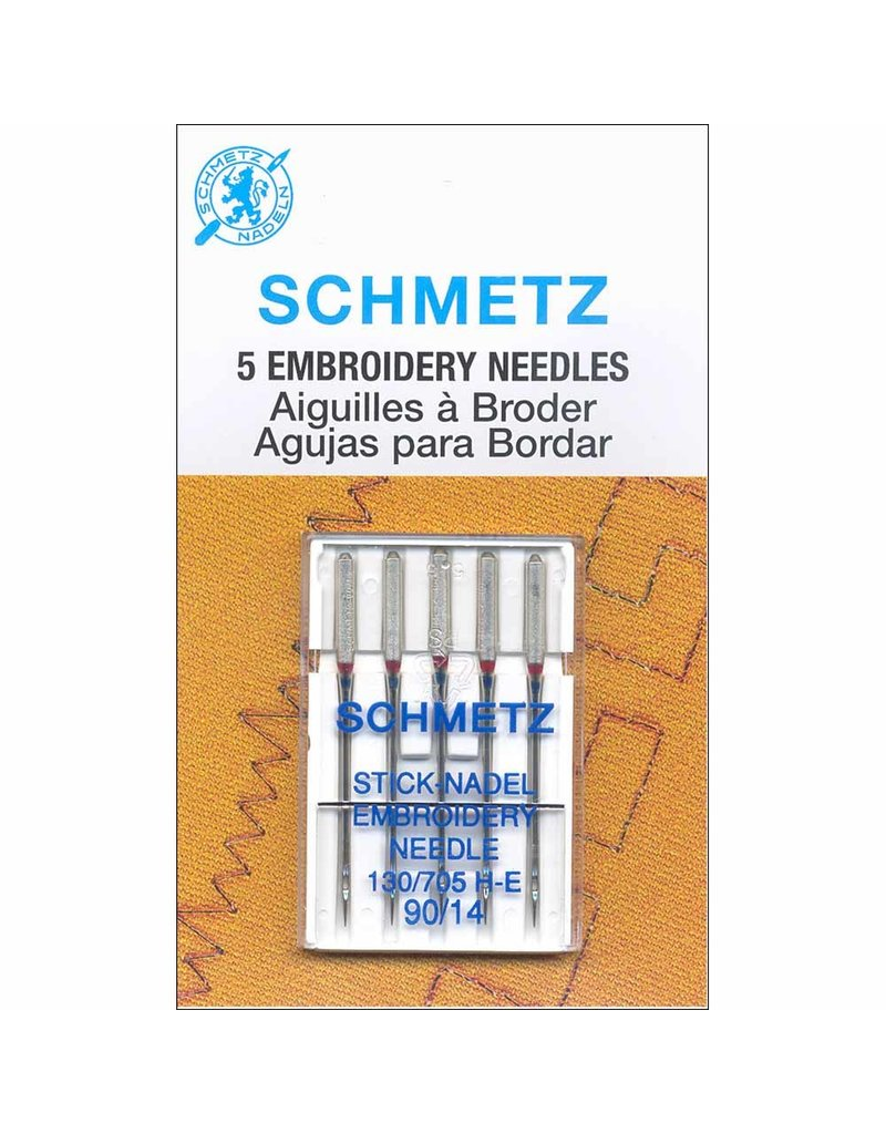 Schmetz Schmetz embroidery needles - 90/14