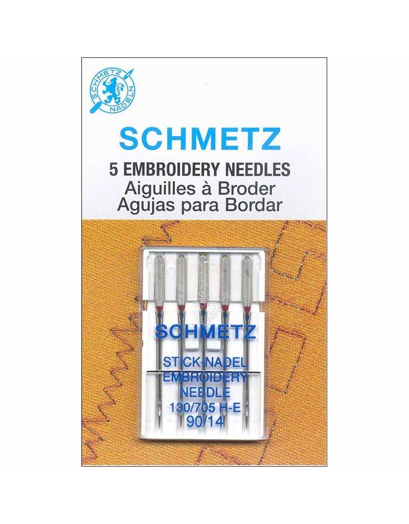 Schmetz Schmetz needles Embroidery 90/14