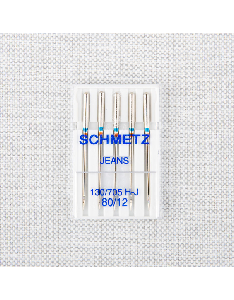 Schmetz Schmetz denim needles - 80/12