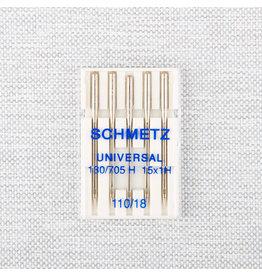 Schmetz Schmetz universal needles - 110/18