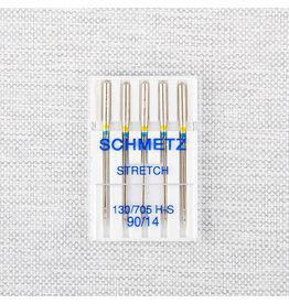 Schmetz Aiguilles Schmetz Stretch 90/14