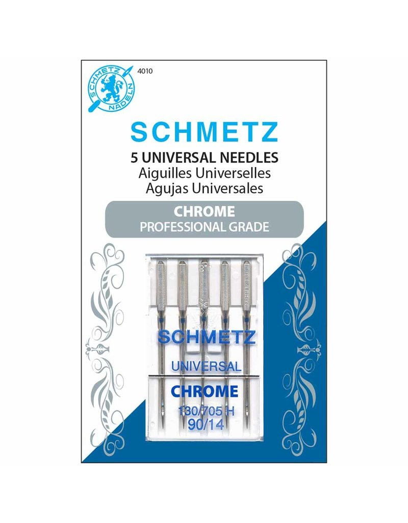 Schmetz Schmetz chrome universal needles - 90/14