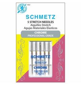 Schmetz Aiguilles Schmetz Chrome Stretch 75/11