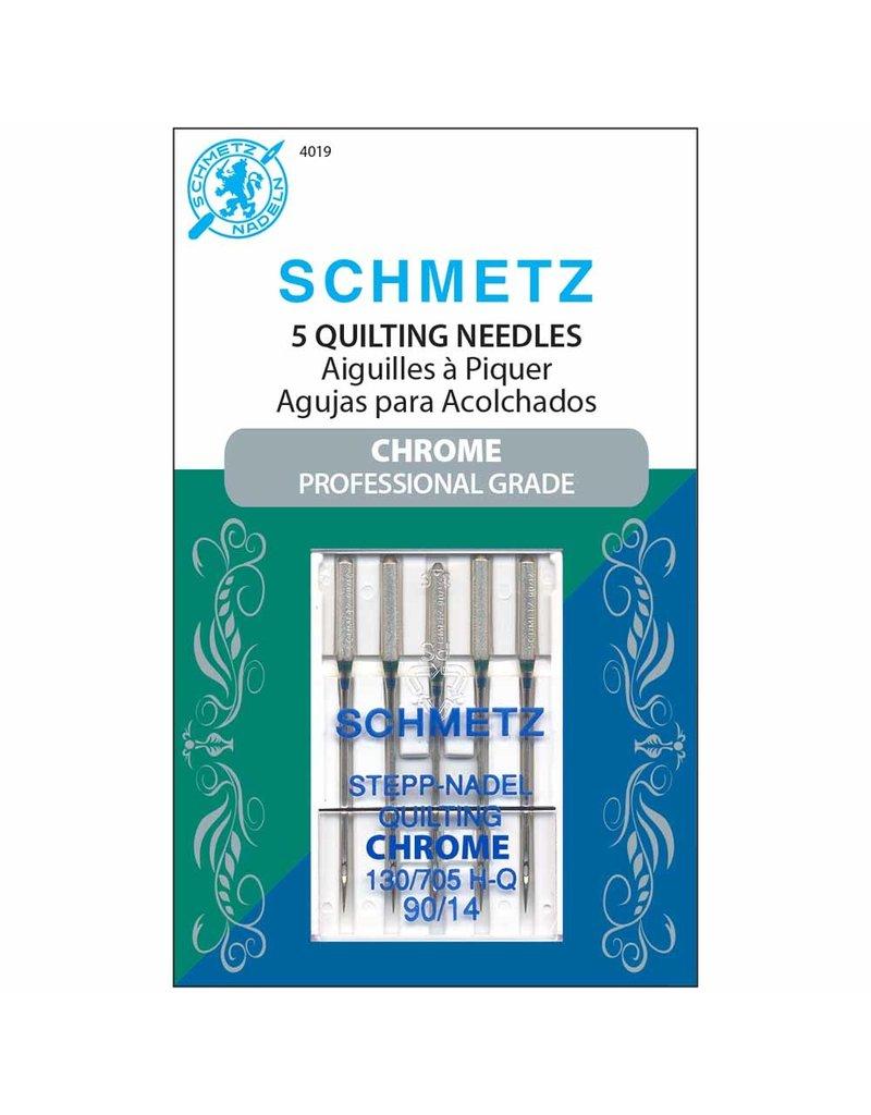 Schmetz Schmetz chrome quilting needles - 90/14