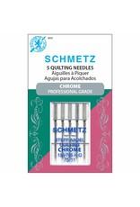 Schmetz Schmetz needles Chrome Quilting 75/11