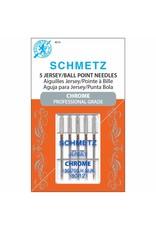 Schmetz Aiguilles de chrome à bout rond Schmetz - 80/12