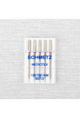 Schmetz Schmetz microtex needles - 80/12