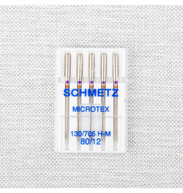 Schmetz Schmetz microtex needles - 80/12