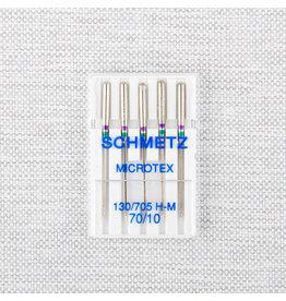 Schmetz Aiguilles microtex Schmetz - 70/10