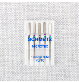 Schmetz Schmetz microtex needles - 70/10