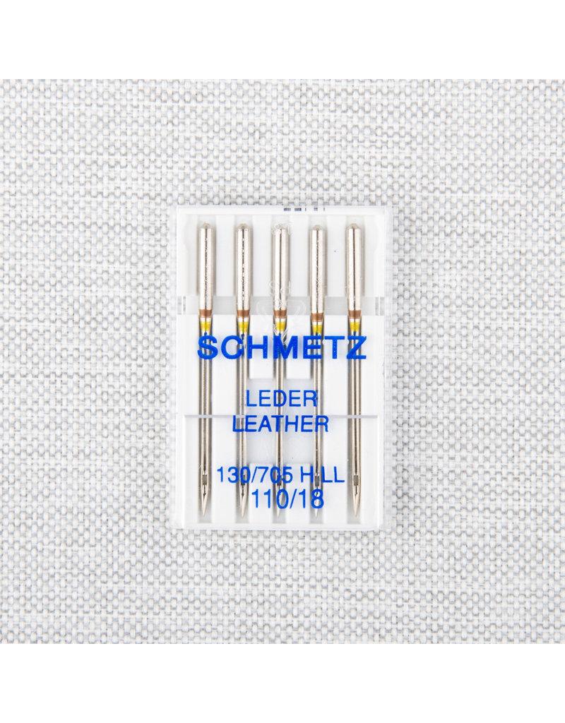 Schmetz Aiguilles pour le cuir Schmetz - 110/18