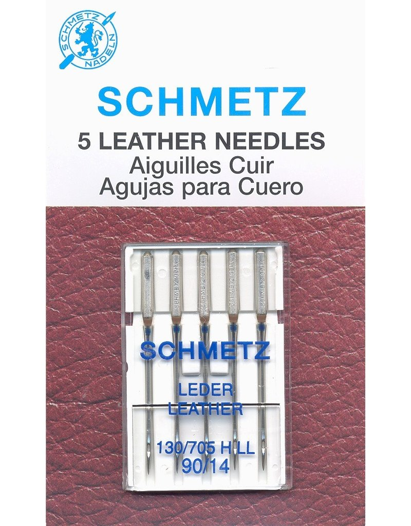 Schmetz Schmetz leather needles - 90/14