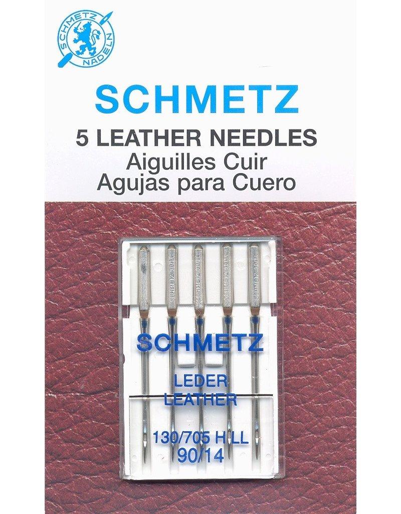 Schmetz Schmetz needles Leather 90/14