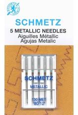 Schmetz Aiguilles Schmetz Métalliques 80/12