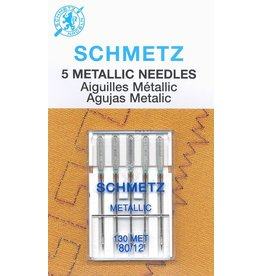 Schmetz Schmetz metallic needles - 80/12