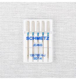 Schmetz Schmetz denim needles - 90/14