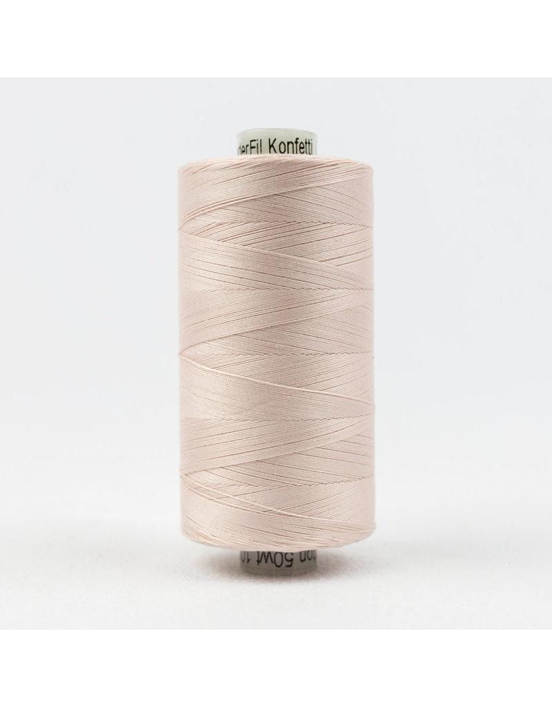 Konfetti Fils WonderFil 100% coton konfetti KT303 1000 MTS