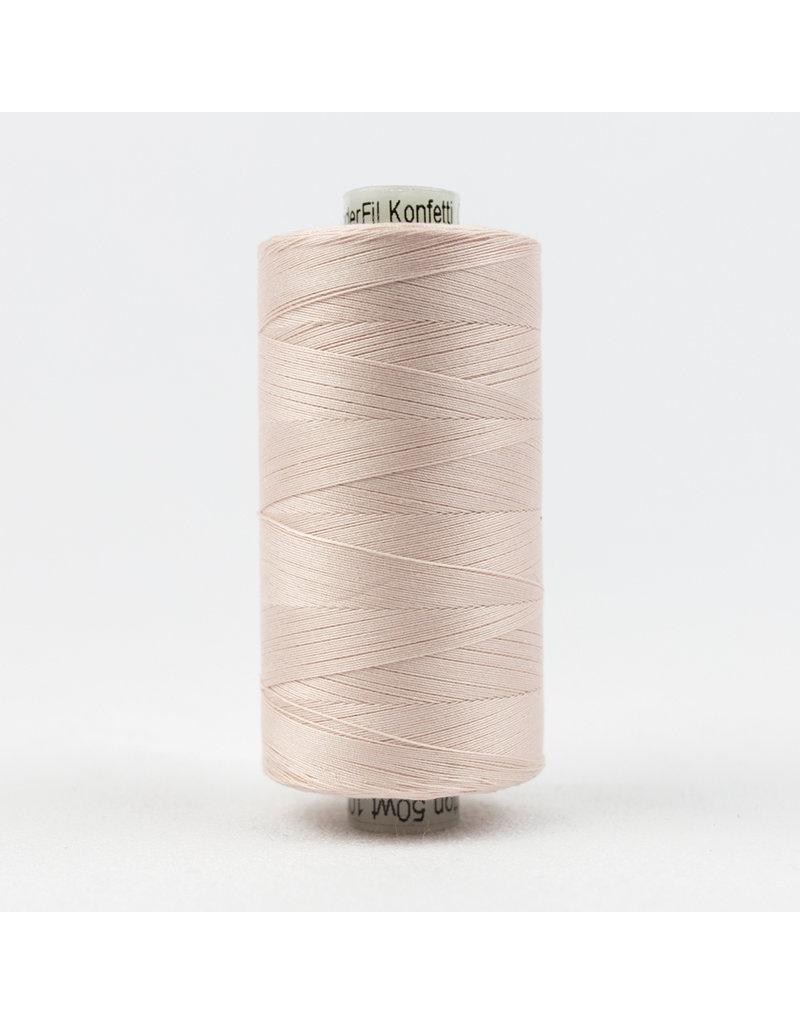 Konfetti Konfetti wonderfils threads 100% coton konfetti KT303 1000 MTS