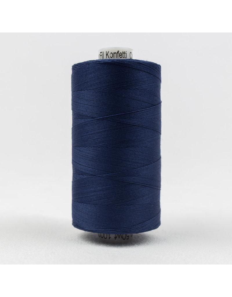 Konfetti Konfetti wonderfils threads 100% coton konfetti KT601 1000 MTS