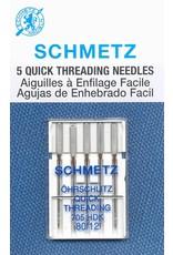 Schmetz Aiguilles à enfilage facile Schmetz - 80/12