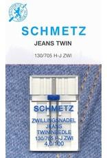 Schmetz Schmetz needles twin denim 100/16, 4 mm