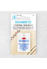 Schmetz Aiguille universelle double  Schmetz - 90/14, 4 mm