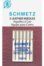 Schmetz Schmetz leather needles - 100/16