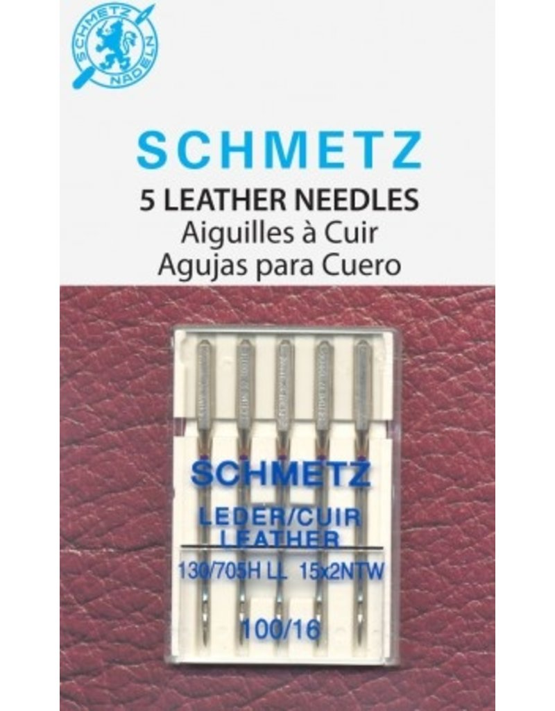 Schmetz Schmetz needles Leather 100/16