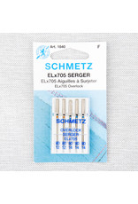 Schmetz Schmetz serger needles - ELx705, 80/12 to 90/14