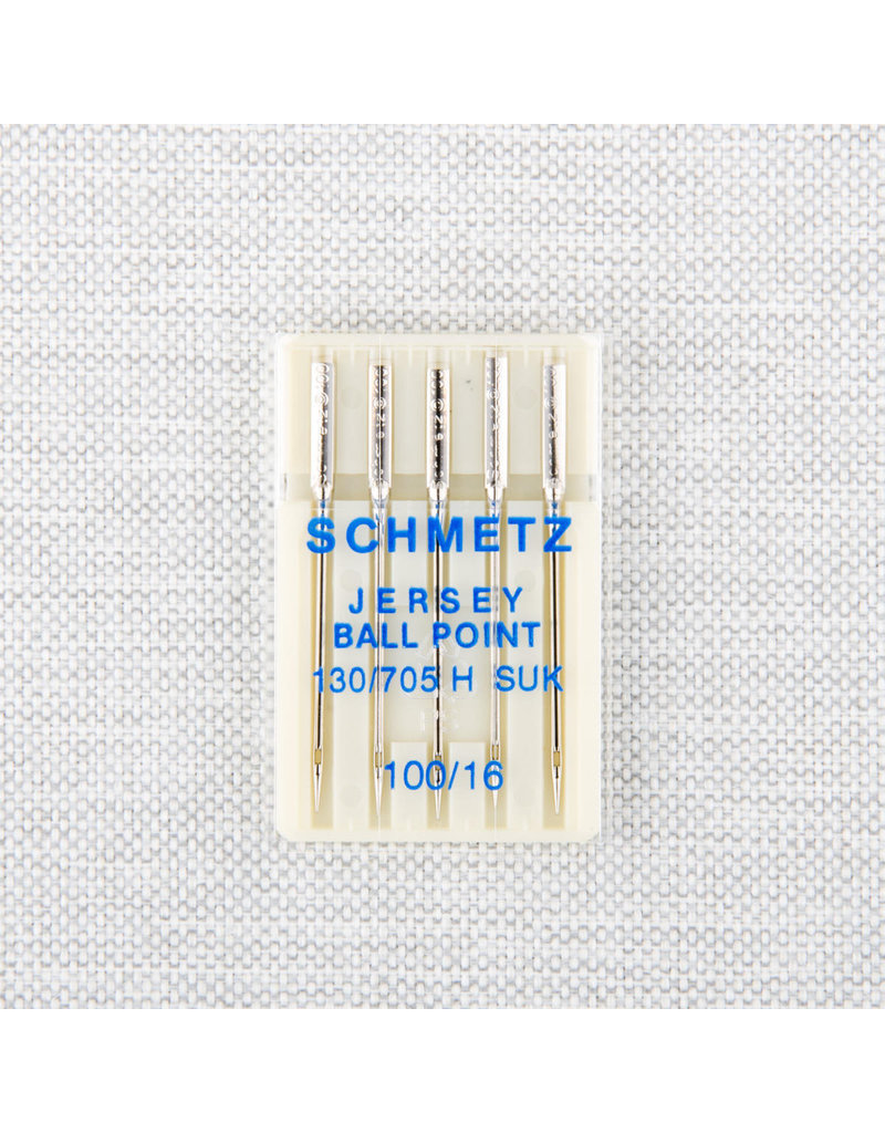 Schmetz Aiguilles à bout rond Schmetz - 100/16