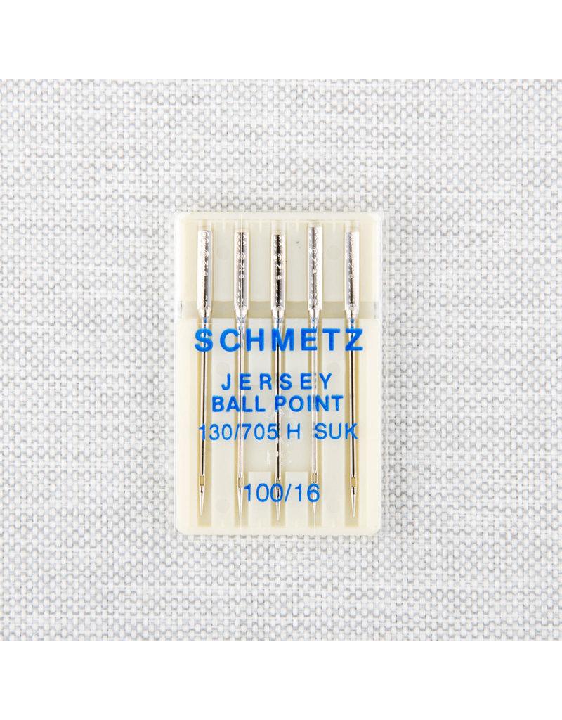 Schmetz Aiguilles Schmetz à Jersey 100/16