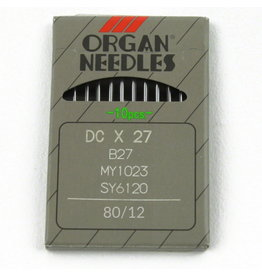 Organ needles DCx27/B27 - 80/12
