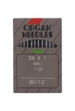 Aiguilles Organ DAx1 - 80/12
